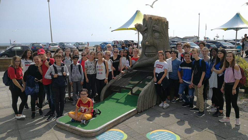 Activite Mini Golf, sur le front de mer a Hastings